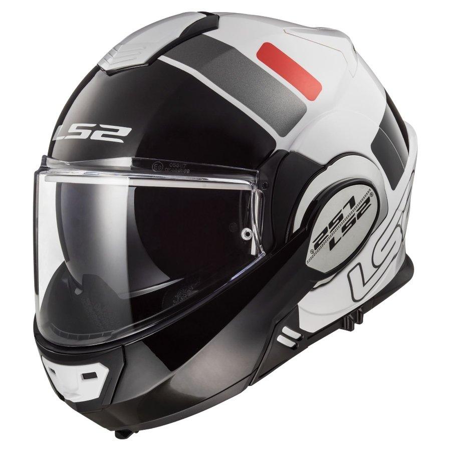 Helma na motorku FF399 Valiant, LS2 - velikost 55-56 cm