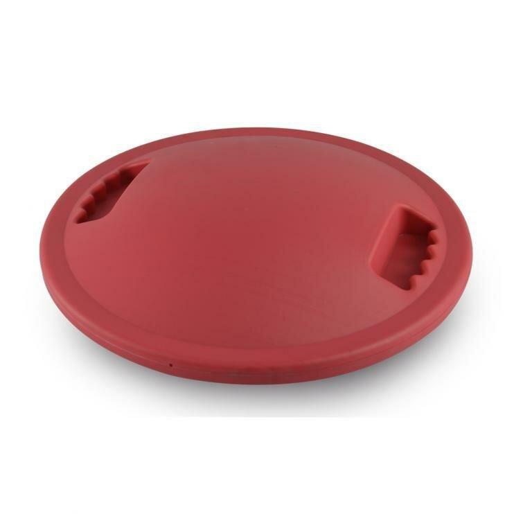 Červená balanční deska Sedco