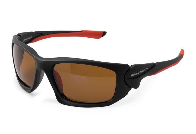 Polarizační brýle - Delphin Polarizační brýle SG REDOX
