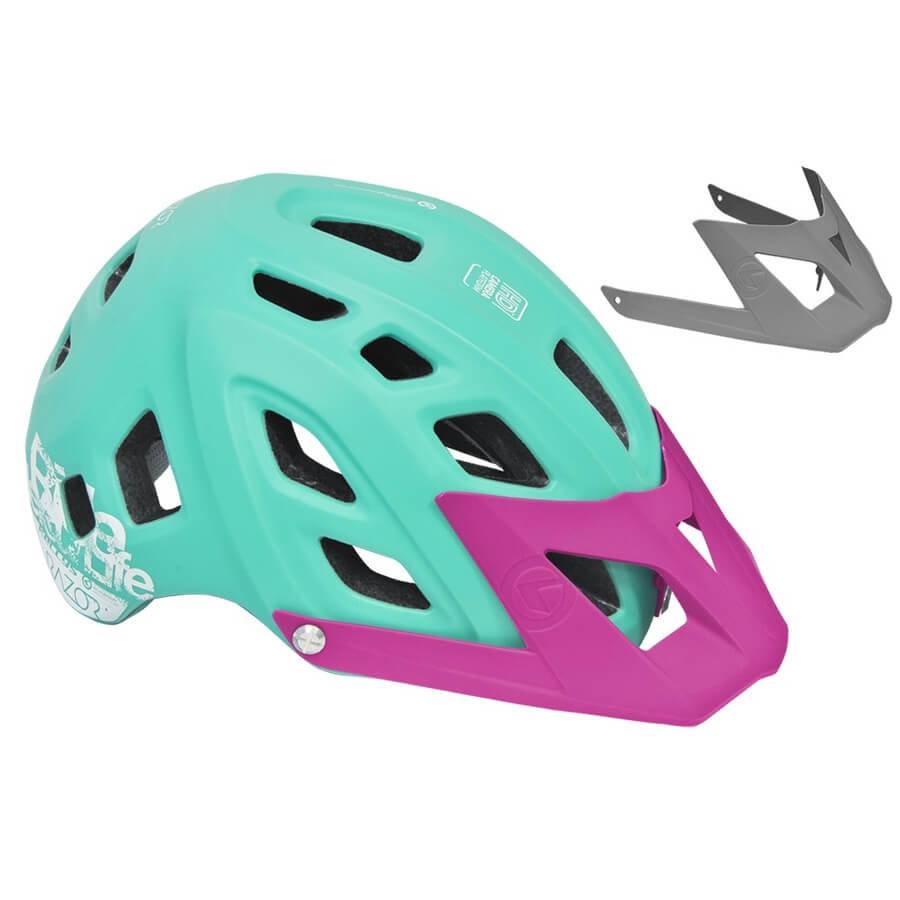 Unisex cyklistická helma Razor, Kellys