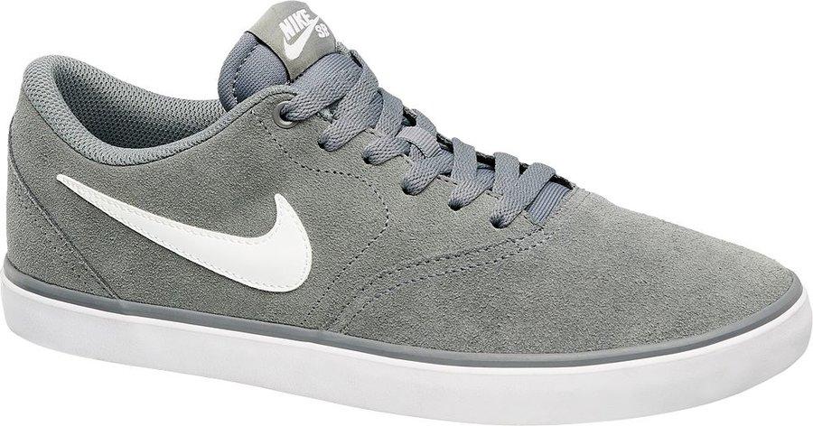 Šedé pánské tenisky Nike - velikost 46 EU