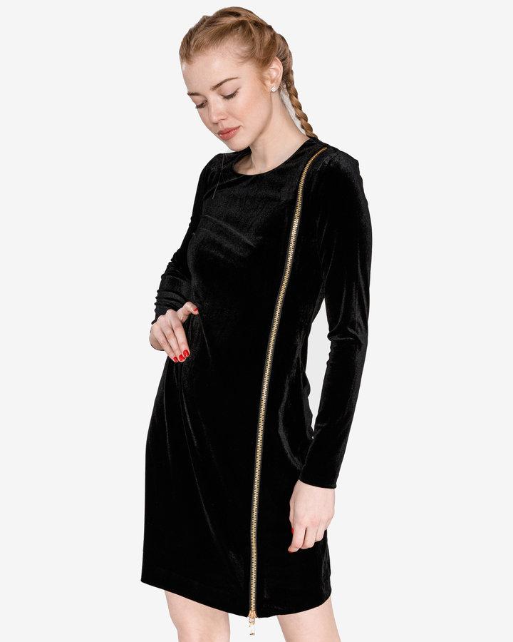 Černé dámské šaty French Connection