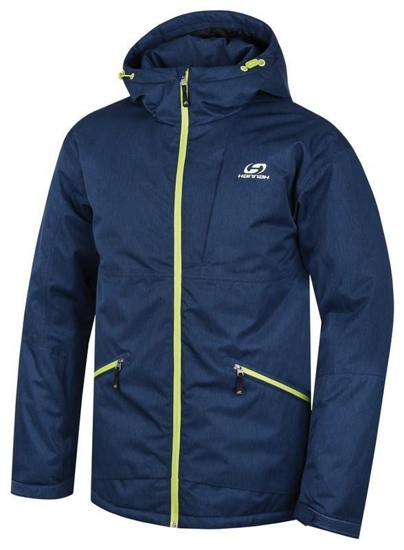 Modrá pánská lyžařská bunda Hannah - velikost M