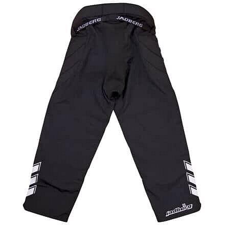 Černé brankářské florbalové kalhoty Renegade 2, Jadberg