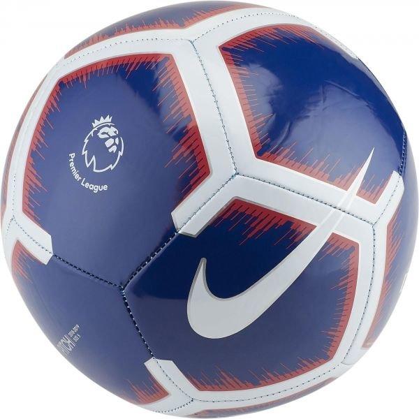 Modrý fotbalový míč Nike