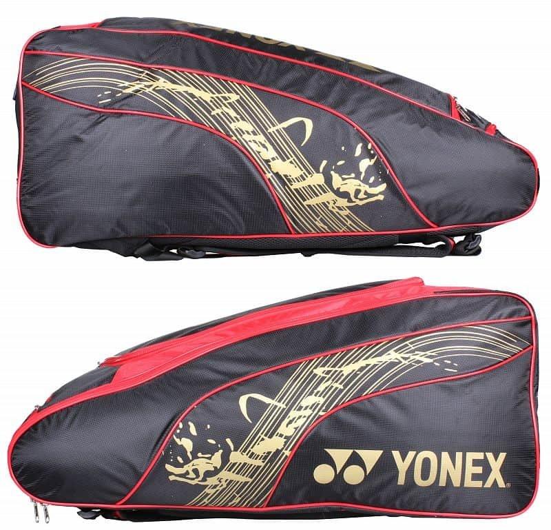 Černá tenisová taška Yonex