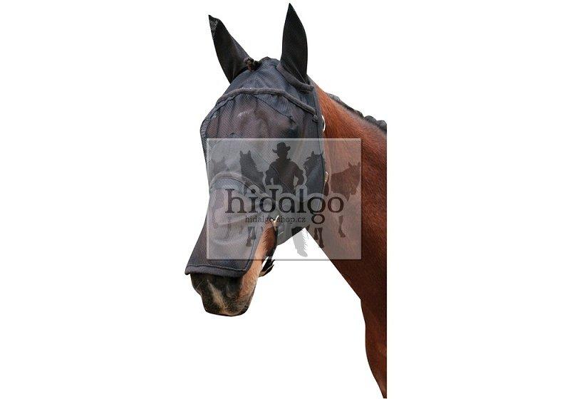 Černá maska proti hmyzu Harry's Horse