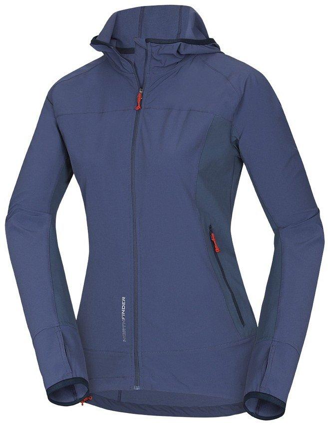 Modrá dámská bunda NorthFinder - velikost L