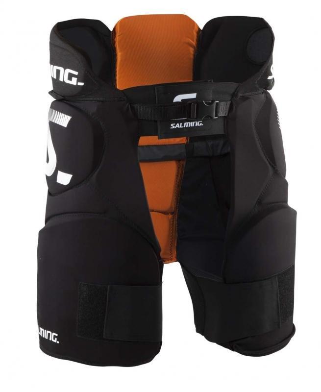 Černé hokejové kalhoty - senior Salming - velikost M