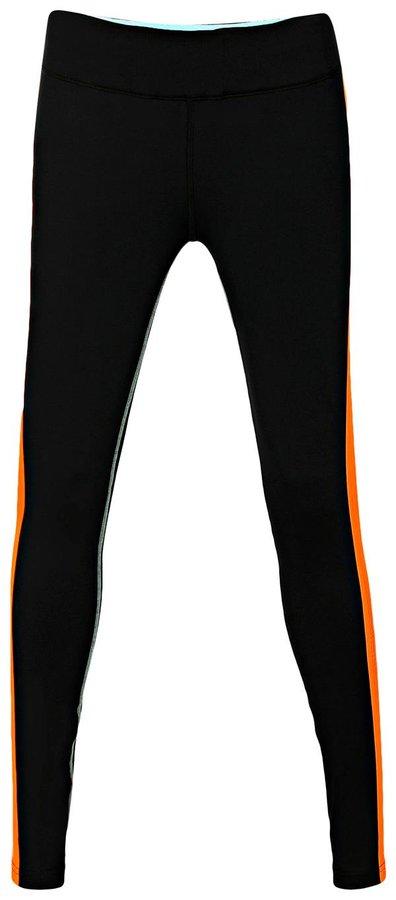Černé dámské běžecké kalhoty Alpine Pro - velikost XS