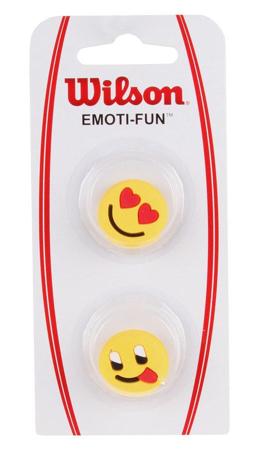Vibrastop - Wilson Emoti Fun heart eyes
