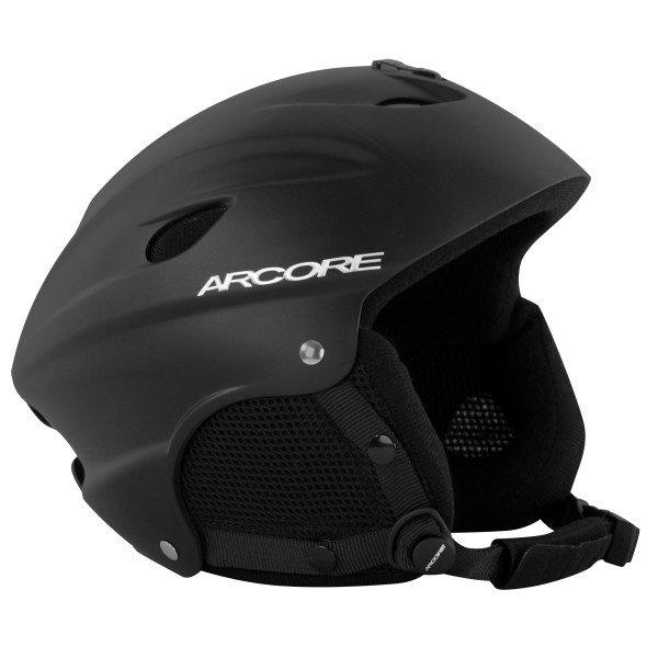 Černá lyžařská helma Arcore - velikost L-XL