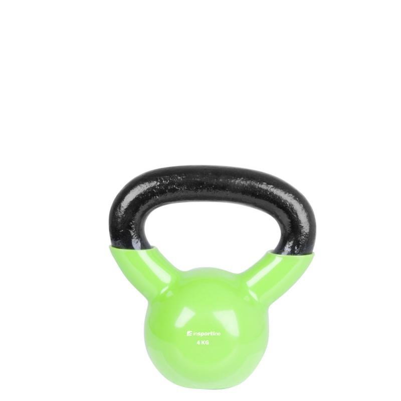 Kettlebell Insportline - 4 kg