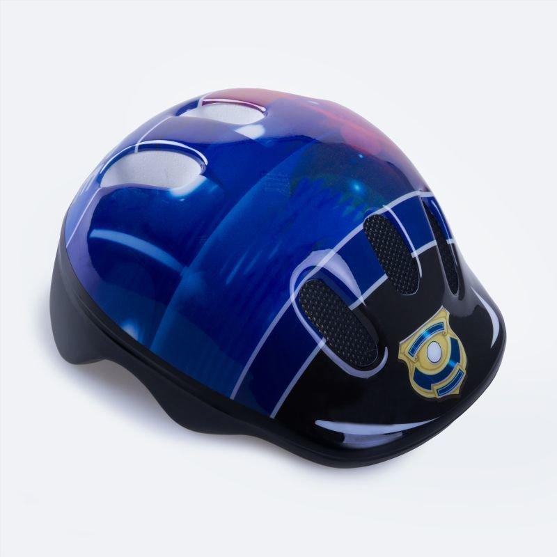 Modrá dětská cyklistická helma Spokey - velikost 44-48 cm