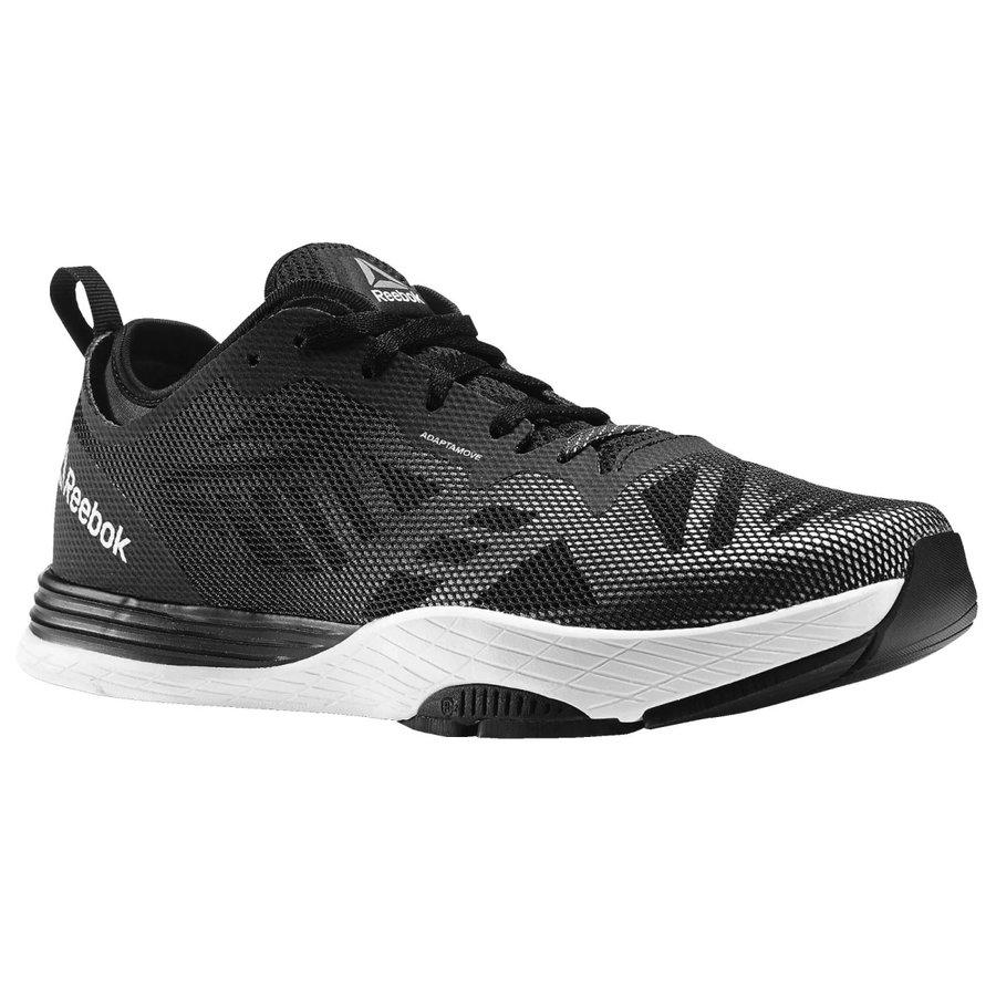 Černé pánské fitness boty Reebok - velikost 45 EU