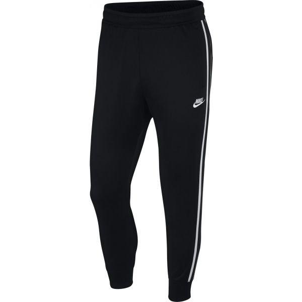 Černé pánské tepláky Nike - velikost XL
