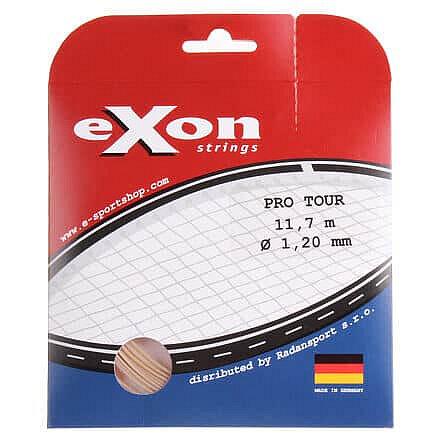 Tenisový výplet - Pro Tour tenisový výplet 11,7 m barva: cappuccino;průměr: 1,20