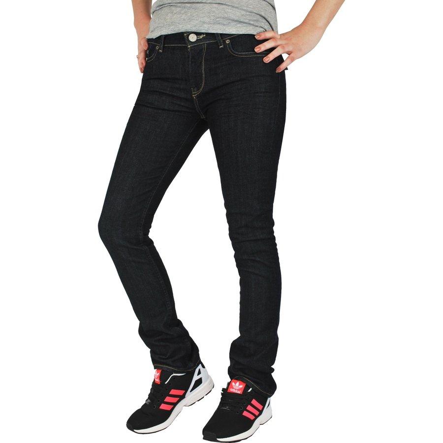 Modré dámské džíny Adidas