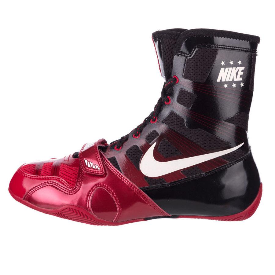 Černé boxerské boty HyperKO, Nike - velikost 38,5 EU