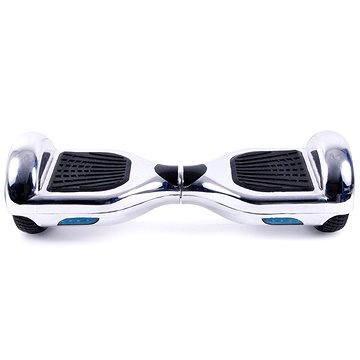 Hoverboard - Kolonožka Chrom Silver (8594176632520)