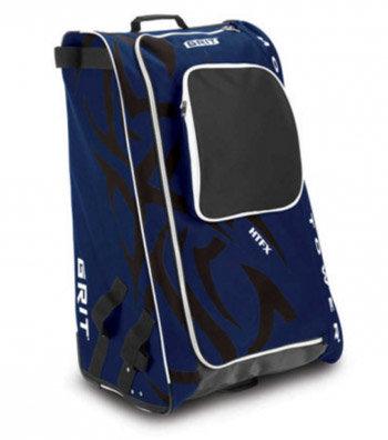 Modrá taška na hokejovou výstroj - junior Grit