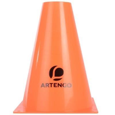 Různobarevný tréninkový kužel Artengo - 6 ks