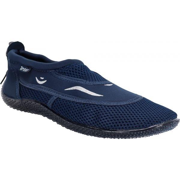 Modré pánské boty do vody Aress