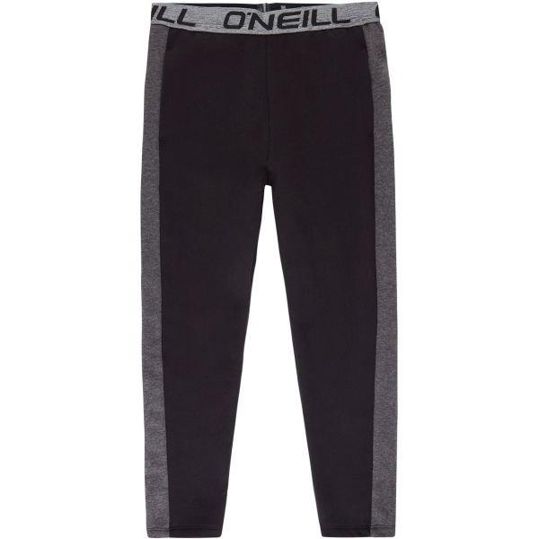 Černo-šedé dívčí tepláky O'Neill