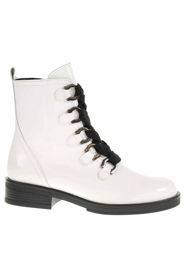 Bílé dámské zimní boty Gabor