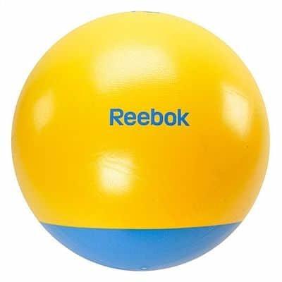 Žlutý gymnastický míč Reebok - průměr 65 cm