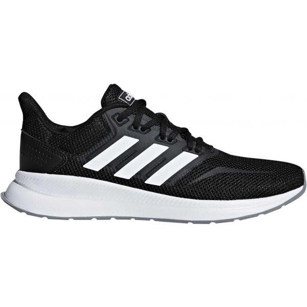 Černé dámské běžecké boty Adidas