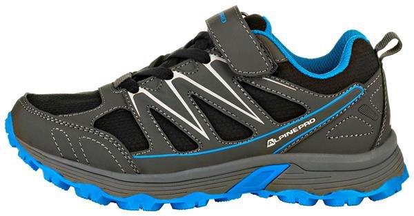 Modré dětské trekové boty Alpine Pro