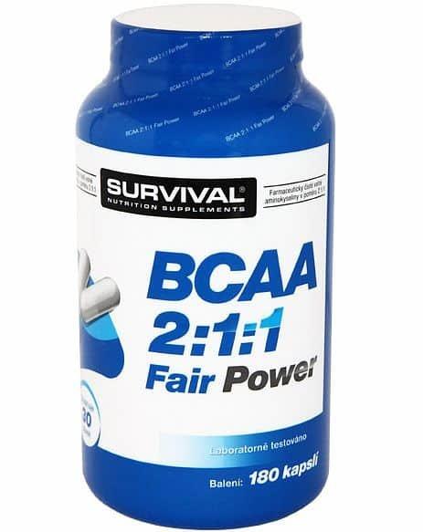 BCAA - Survival BCAA 2:1:1 Fair Power 150 tablet 150tbl.