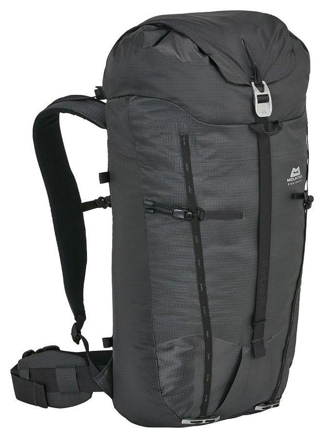 Šedý horolezecký batoh Mountain Equipment - objem 30 l