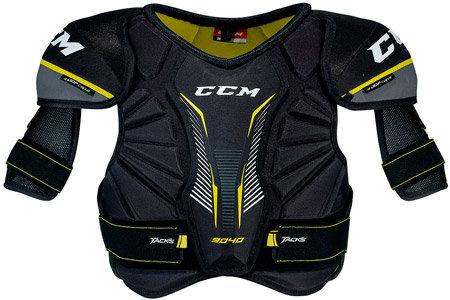 Černý hokejový chránič ramen CCM