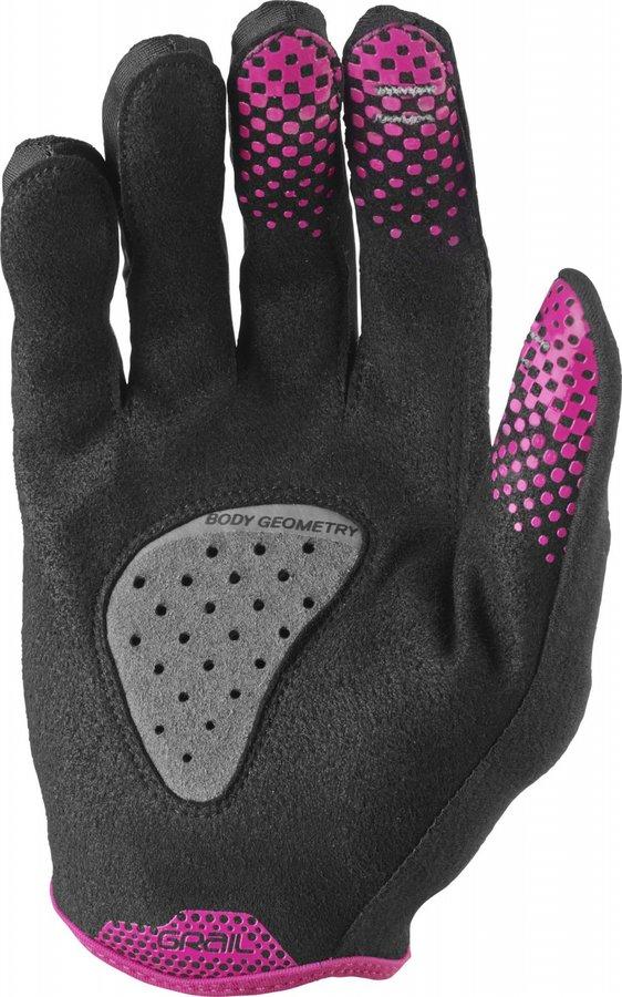 Černo-zelené letní dámské cyklistické rukavice Specialized - velikost L
