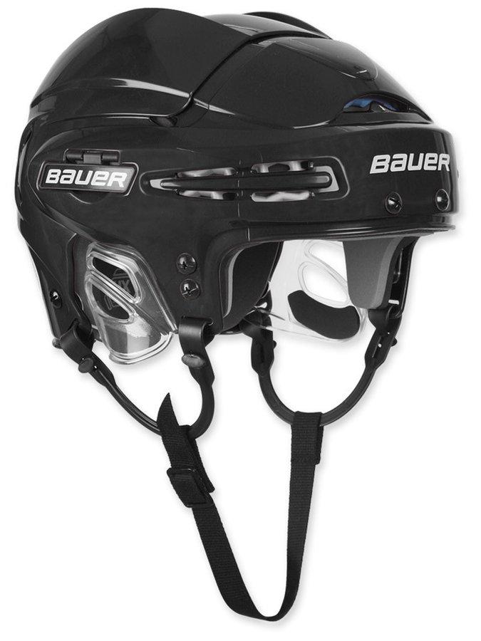 Hokejová helma - Hokejová helma Bauer 5100 SR červená M