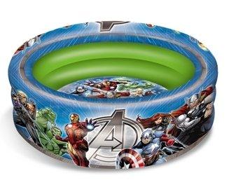 Nafukovací nadzemní kruhový bazén Mondo - průměr 100 cm
