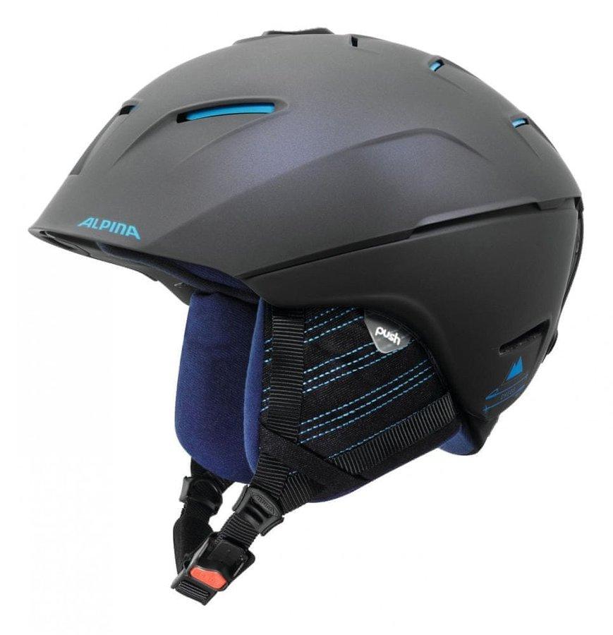 Lyžařská helma Alpina Sports