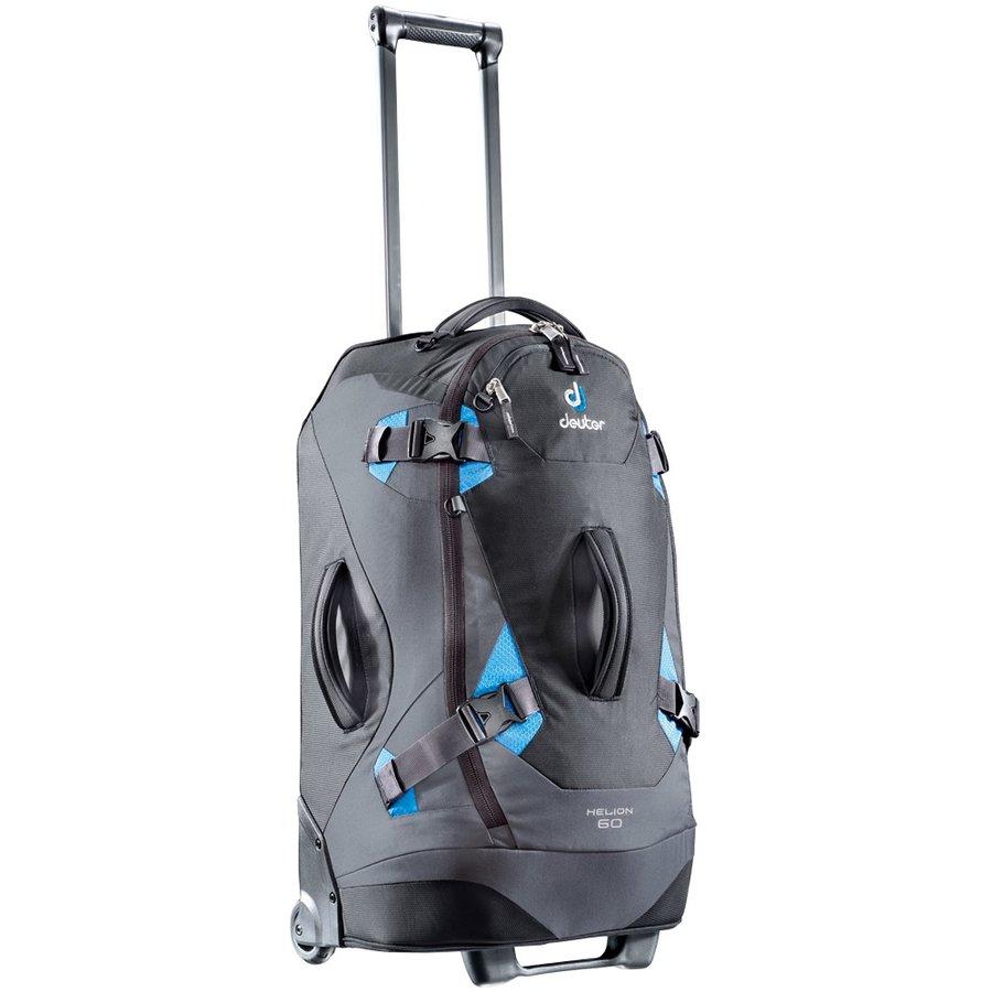 Šedá cestovní taška Helion, Deuter - objem 60 l