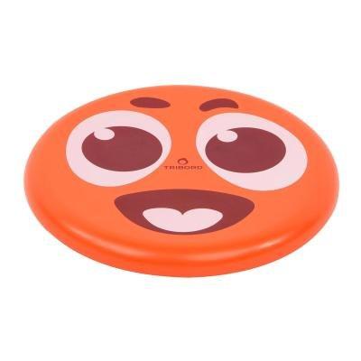 Červené polypropylenové frisbee Olaian - průměr 20,5 cm
