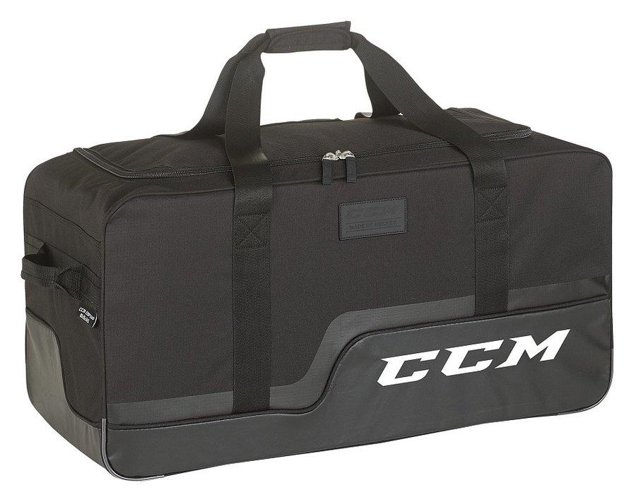 Hokejová taška - Taška CCM 240 Basic Carry Bag Junior Barva: černá
