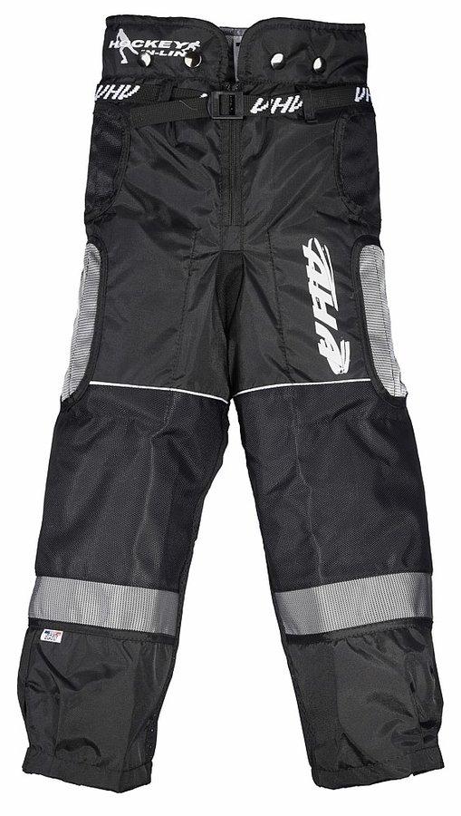 Černé kalhoty na in-line hokej - senior Opus - velikost S