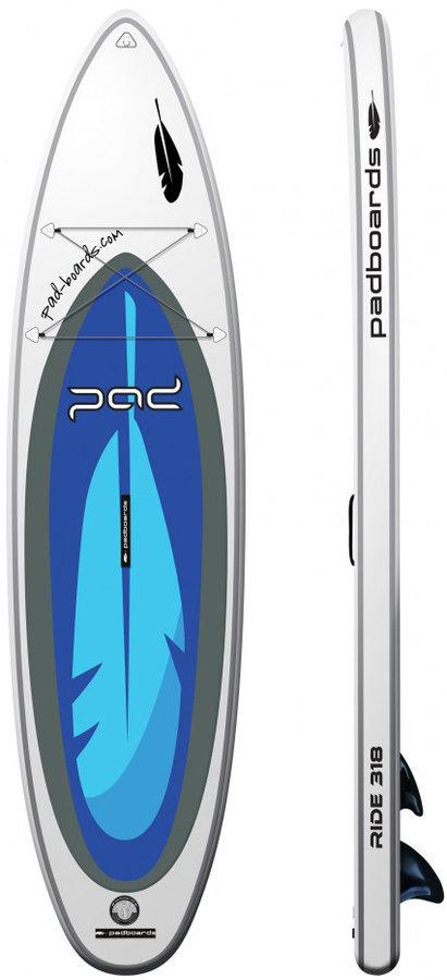 Nafukovací paddleboard PAD Boards