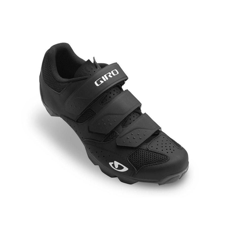 Černé dámské cyklistické tretry Giro - velikost 41 EU