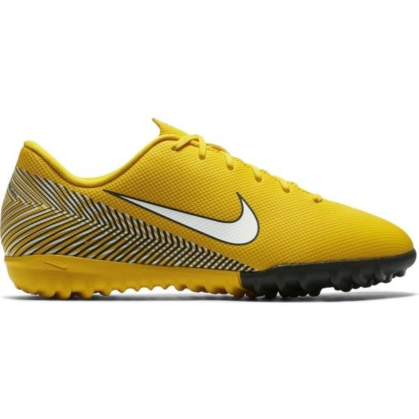 Žluté dětské kopačky turfy Nike
