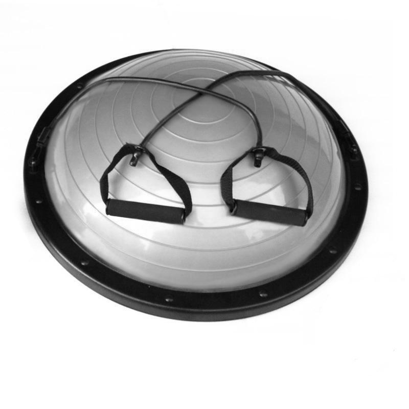 Stříbrná balanční podložka s gumovými expandéry Sedco