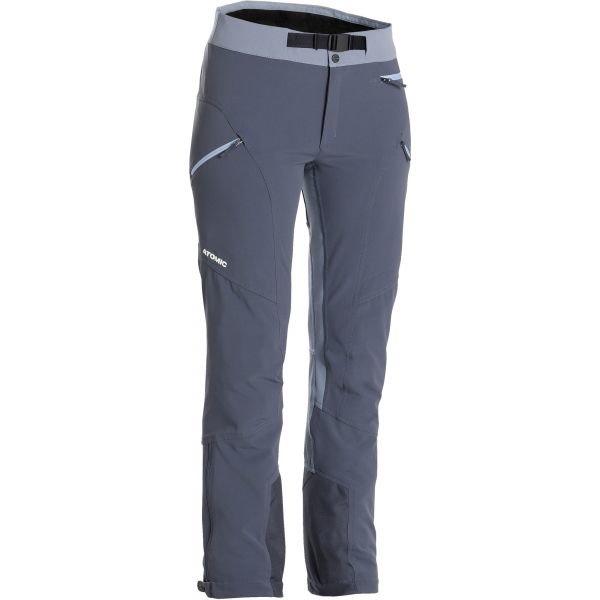 Šedé dámské lyžařské kalhoty Atomic - velikost S