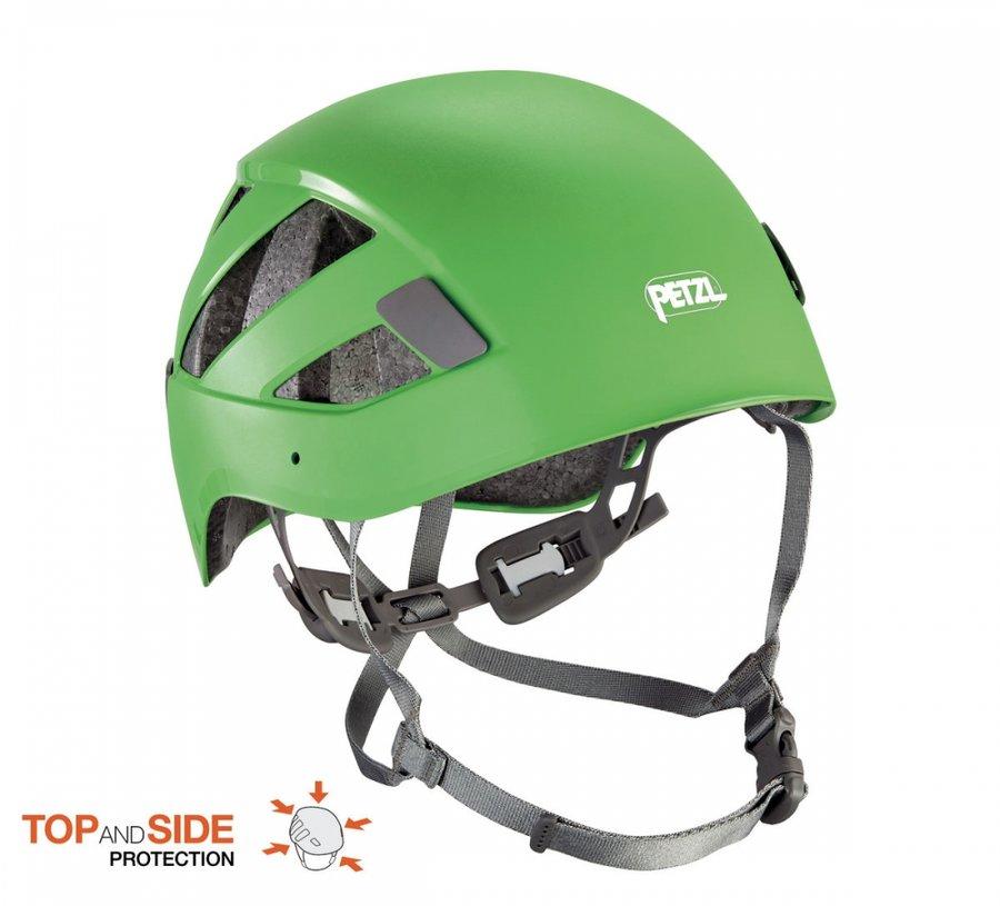 Zelená pánská horolezecká helma Boreo, Petzl