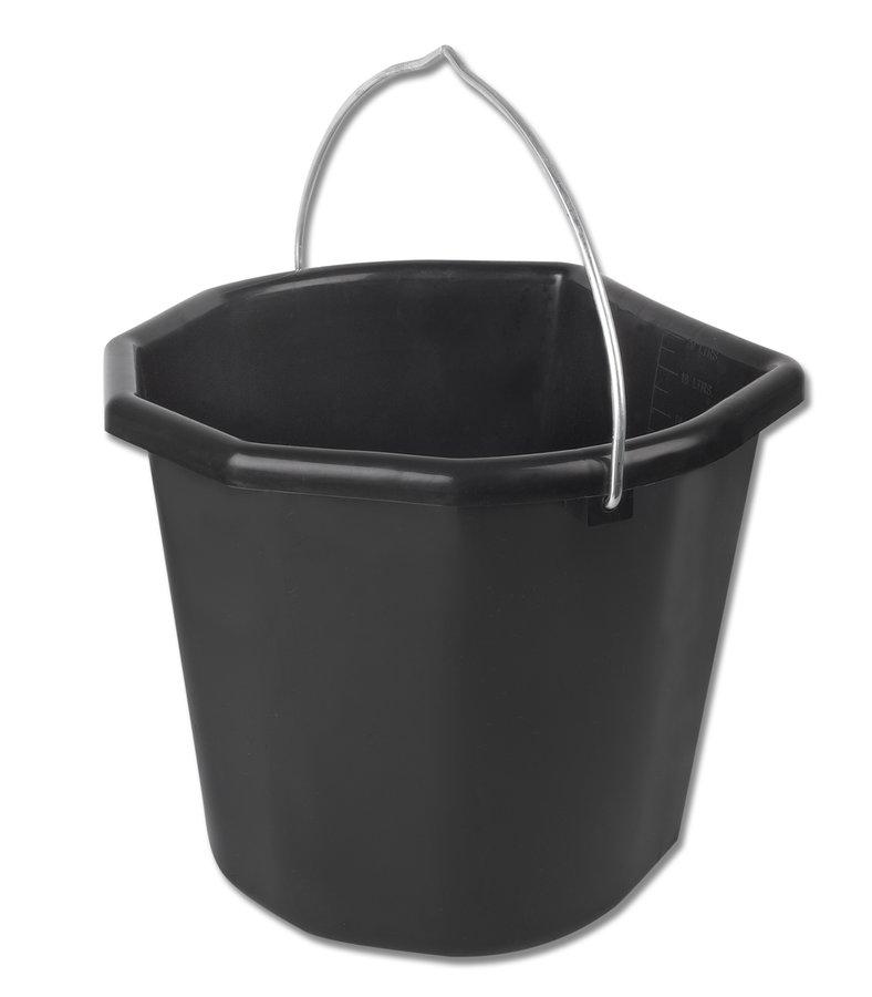 Černé vědro Waldhausen - objem 20 l